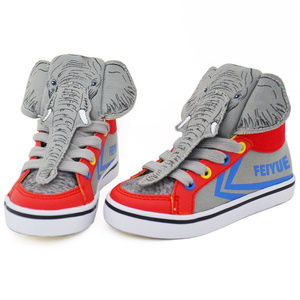 FEIYOUE Boys Hi-Top Sneakers